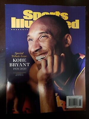 Sports Illustrated Special Tribute Issue, Kobe Bryant 1978-2020, New/Sealed