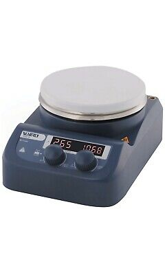 Waverly Hot Plate Magnetic Stirrier With Thermometer Temperature Control