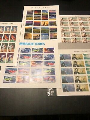 100 Forever Stamps