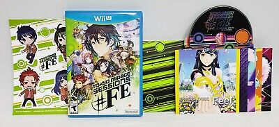 Tokyo Mirage Sessions #FE: Special Edition - Nintendo Wii U - Working DLC