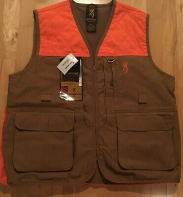 30511632 Browning Pheasants Forever Embroidery Vest