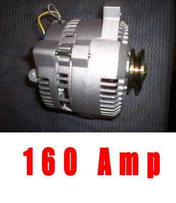 NEW FORD MUSTANG 1 ONE WIRE 3G Small Body ALTERNATOR 1966-1980 BRONCO CHEROKEE