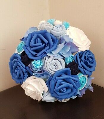 Baby Boy clothing Bouquet, Baby Shower Gift, New Baby/Maternity gift