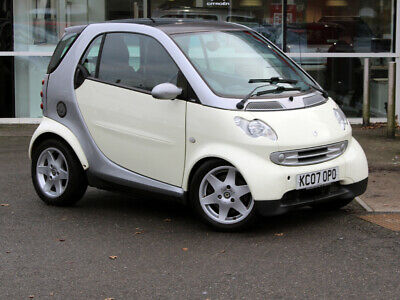 2007 07 Smart Fortwo City-Coupe Passion 61 Auto - Sunroof - Only 54182 Miles!