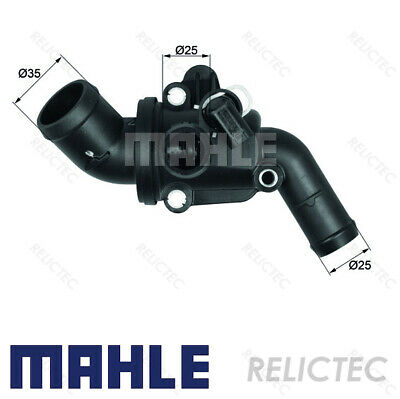MERCEDES A200 W169 2.0 Coolant Thermostat 05 to 12 M266.980 B/&B 2662030575 New