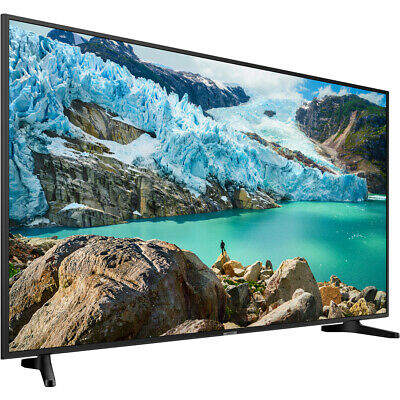 "TV SAMSUNG UE43RU7172 43"" SMART LED ULTRA HD 4K Televisore HDR DVB-T2 WiFi Nero"