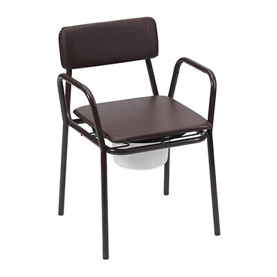 ♿Dovedale Commode -Healthcare  Brown♿