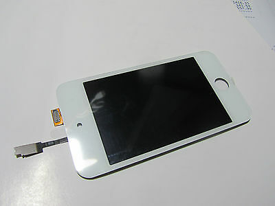 NEW ORIGINAL iPHONE 4 LCD TOUCH SCREEN DIGITIZER DISPLAY ASSEMBLY WHITE
