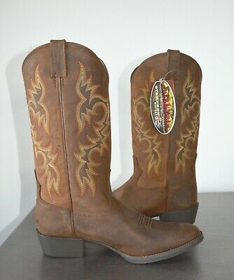 Justin Boots Westernreitstiefel Boots Stampede 2551 Goodyear welted 45