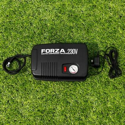 FORZA Electric Ball Pump [120V] | Portable Tyre Inflator Bicycle Soccer Ball Car