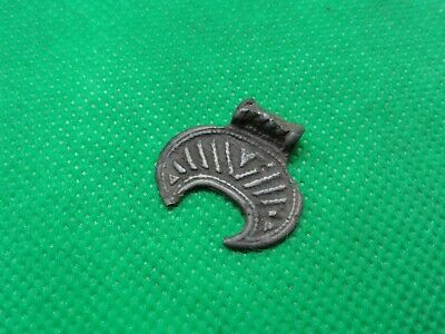 Ancient Viking  amulet moon Kievan Rus 10-12 century AD