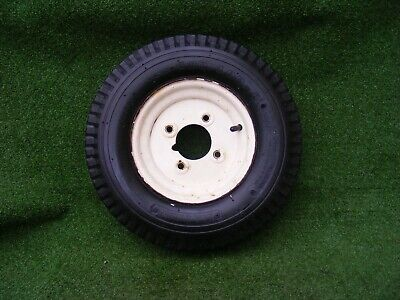 Trailer Wheel And Tyre For Making Your Own Trailer Or As A Spare Wheel .