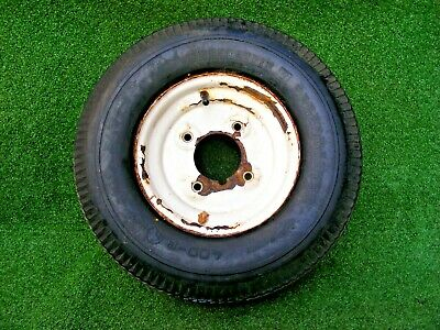 TRAILER WHEEL AND TYRE FOR MAKING YOUR OWN TRAILER SPARE WHEEL #2i