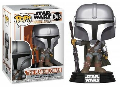 Star Wars the Mandalorian Pop! Funko Vinyl Figure Bobble-Head N°345