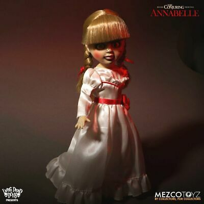 """MEZCO Living Dead Dolls THE NUN 10/"""" Doll The Conjuring Movie Sealed Annabelle"""