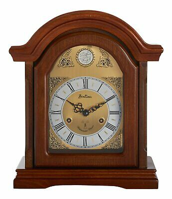 Acctim Redbridge Radio Controlled Mantle Clock with hourly chimes (our ref 4R)