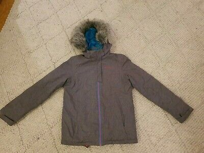 Girls waterproof/ski/winter jacket age 13 Mountain Warehouse