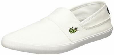 Lacoste Marice Women/'s Casual Canvas Slip-On Espadrille Plimsol B Grade