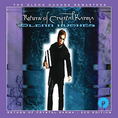 Return Of Crystal Karma (Expanded Edition), Glenn Hughes, Good