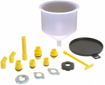 Spill Free Coolant Funnel Lisle 24680 Car Truck Vehicle Straight Extension