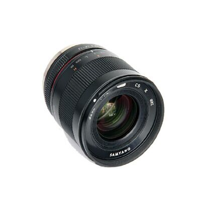 Samyang 35mm F1.2 ED AS UMC CS for Fujifilm X Mount genuine