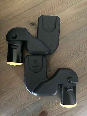 iCandy Peach Maxi Cosi Lower Car Seat Adaptors
