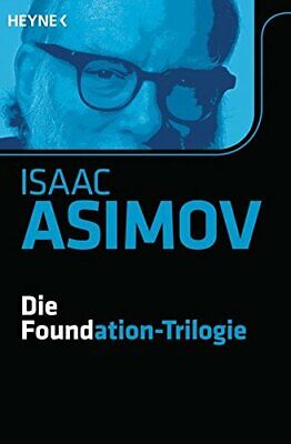 Die Foundation-Trilogie by Asimov  New 9783453527959 Fast Free Shipping*-
