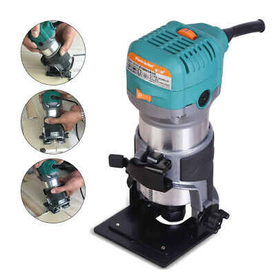 Trim Router 10000-30000RPM stone Laminate Electric Trimmer Compact Router Fast