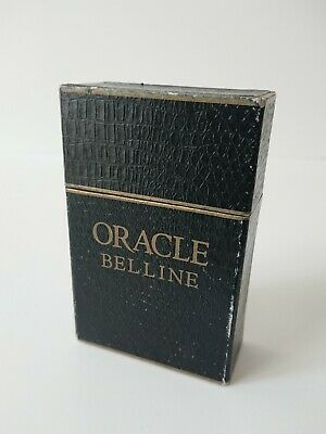 Oracle Belline jeux de tarot ancien divinatoires Oracle Belline old tarot cards