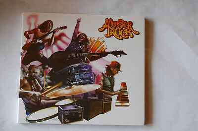 Monster Truck: True Rockers (2018, Stoner Retro Rock, Böhse Onkelz) CD, NEU, OVP