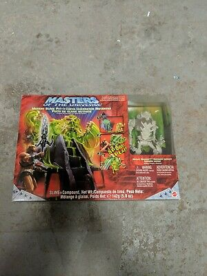 He-Man Masters Of The Universe Motu Mutant Slime Pit Brand New