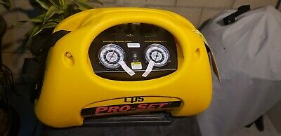 CPS CR700 RECOVERY Machine NEW