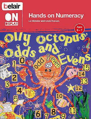Hands on Numeracy Ages 5 - 7, Duncan, Linda