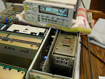 Fluke 5100B Multifunction Calibrator Power Supply for parts, tests OK