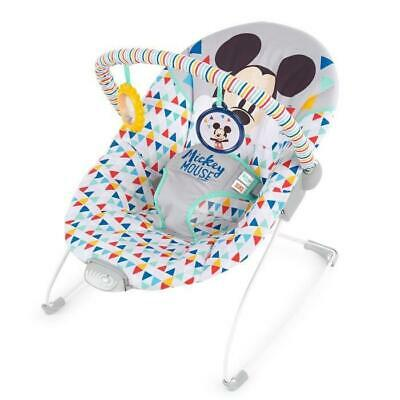 DISNEY BABY Mickey Transat avec siege vibrant Happy Triangles