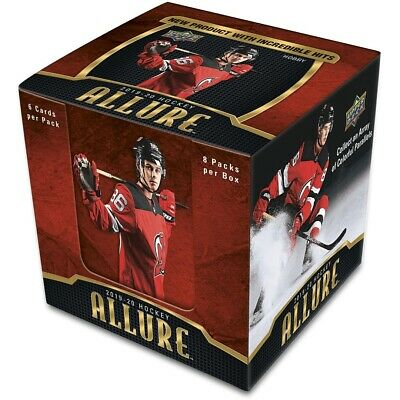 2019-20 Upper Deck ALLURE Team Set YOU PICK 19-20 UD U Choose CHEAP