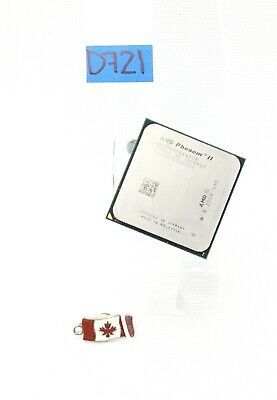 Amd Phenom Ii X4 965 3.4Ghz 4-Core Cpu Socket Am3 (Hdz965Fbk4Dgm) Processor D721