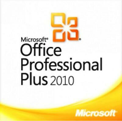 Office 2010 Professional Plus 32/64bit License Key  + download link