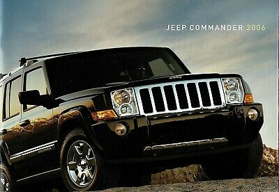 1993 Jeep Grand Cherokee Laredo Limited Base Deluxe 40-Page Sales Brochure