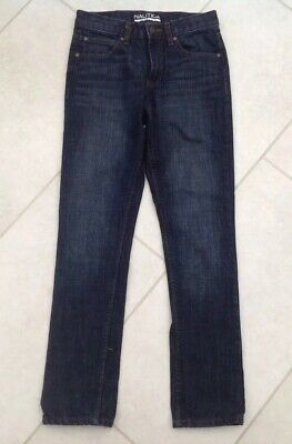 NAUTICAL Boys Blue Skinny Fit Jeans, Aged 12 Years