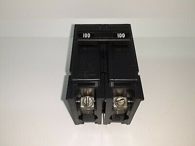BRYANT BRAND Westingthouse  Br2100 circuit breaker 100 amp 2 pole