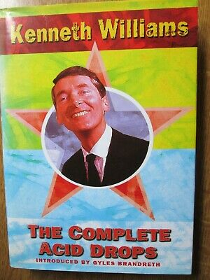 Coronet Books by Williams Kenneth Paperback Book The Cheap Fast Acid Drops