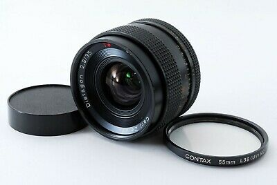 CONTAX Carl Zeiss Distagon T 35mm f/2.8 AEJ for CY Mount from Japan546481