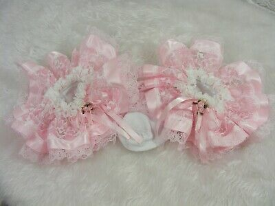 sissy adult baby frilly PINK ankle socks fancydress kawaii cosplay mens  ladies