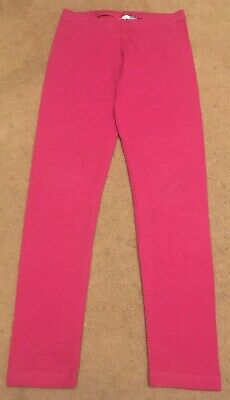 "Girls Pink Leggings from ""John Lewis"" - Age 10 Years - Very Good Condition!!!"
