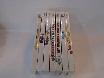 Nintendo Wii Games- Assorted-You Choose