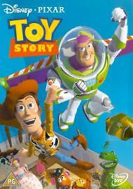 Toy Story DVD (2000) John Lasseter cert PG Incredible Value and Free Shipping!