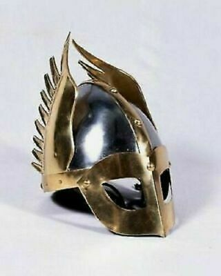 Medieval Armour roman spartan Greek viking antique helmet