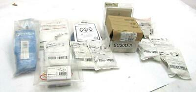 32x New Assorted Security Items   EOL Resitors, Alarm Filters, Popits & Modules