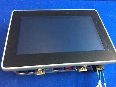 """Red Lion G07 Graphite Series 7"""" Color Touchscreen Operator Interface G07C0000"""